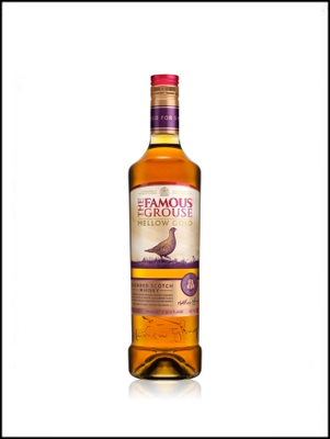 FAMOUS GROUSE MELLOW GOLD 70CL